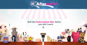 Make Money with The Aftermarket at Find Subscription Boxes